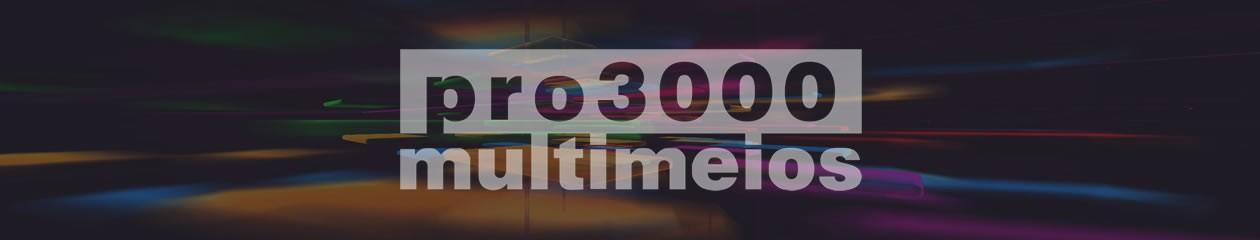 PRO3000 MULTIMEIOS